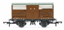 BR Dia 1529 Cattle Wagon 'B891214'