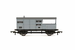 BR (ex-GWR) AA15 20 Ton Goods Brake Van Toad British Railways
