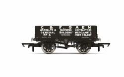4 Plank Wagon 'C&F Gaen' No. 4