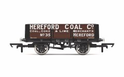 5 Plank Wagon 'Hereford Coal Company' No. 35