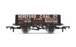 5 Plank Wagon 'Hereford Coal Company' No. 35
