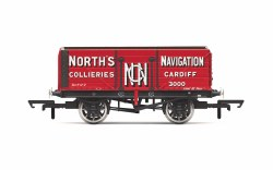 7 Plank Wagon 'North's Navigation' No. 3000