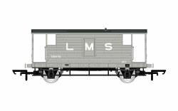 LMS D1919 20T Brake Van 730473