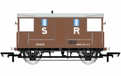 SR 24T Diag. 1543 Goods Brake Van 55009