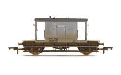 BR 20T Brake Van (Weathered) B950884