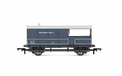 GWR, AA15 20T 'Toad' Brake Van, 68611 - Era 3