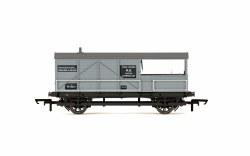 BR, AA15 20T 'Toad' Brake Van, W68604 - Era 4
