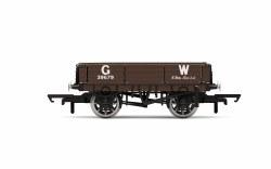 GWR, 3 Plank Wagon, GW 39679 - Era 2/3