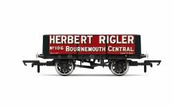 Herbert Rigler, 5 Plank Wagon, No. 106 - Era 2/3