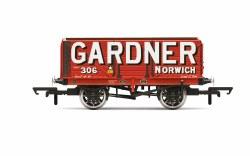 Gardner, 7 Plank Wagon, No. 306 - Era 2/3