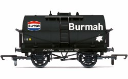 Burmah, 14T Tank wagon, No. 118 - Era 3/4