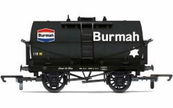 Burmah, 14T Tank wagon, No. 118 - Era 3/4