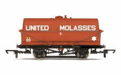 United Molasses, 20T Tank wagon, No. 89 - Era 3/4