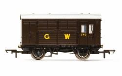 GWR, N13 Horse Box, 540 - Era 3