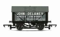 John Delaney, 8T Lime Wagon, No. 130 - Era 2/3
