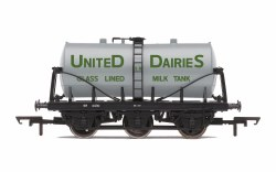 14T Tank Wagon, United Daries - Era 3