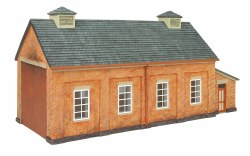 GWR Engine Shed