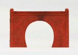 Single Brick Tunnel Portal x2