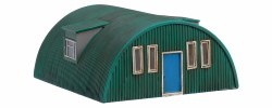 Corrugated Nissen Hut