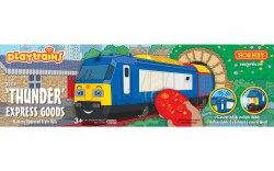 Thunder Express Goods Battery Operated Train Pack