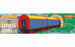 Express Goods 2 x Closed Wagon Pack