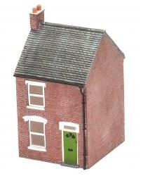 R/H Mid Terraced House
