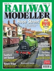 Railway Modeller January 2021