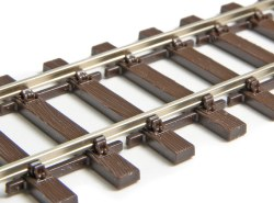 Bullhead Track Type Nickel Silver Rail