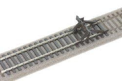 Buffer Stop Rail Built Type
