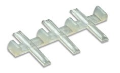 Rail Joiners Insulated for flat bottom rail code 143
