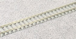Concrete Tie nickel silver rail