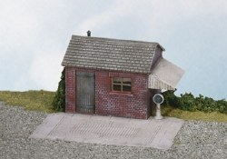 Weighbridge and Hut