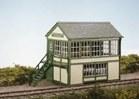 Timber Signal Box