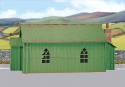 Corrugated Iron Chapel