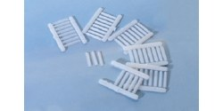 Kit Builder's Corner Fillets 4 sheets 75x133mm per pack