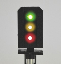 Sensor Signal Automatic Starter Pack 3 Aspect