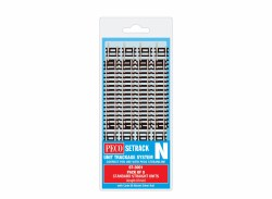 Standard Stright (Pack of 8)