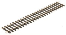 Setrack O Gauge Bull head Straight Track