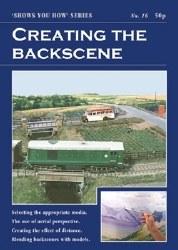 Creating the Backscene