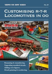 Customising Ready to Run Locomotives in OO