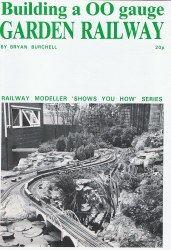 Building a OO Gauge Garden Railway Booklet