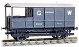 GWR Toad 16ton Brake Van