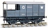 GWR 24ton Six Wheel Brake Van