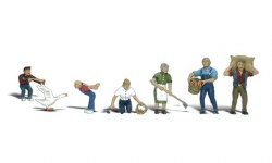Farm People (HO Scale)