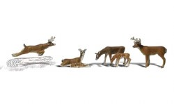 Deer (HO Scale)
