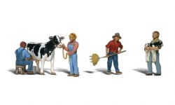 Dairy Farmers (HO Scale)