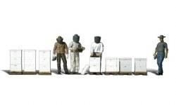 Beekeepers (HO Scale)