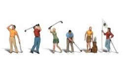 Golfers (HO Scale)