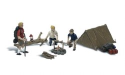 Campers (HO Scale)