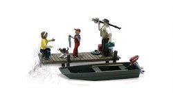 Family Fishing (HO Scale)